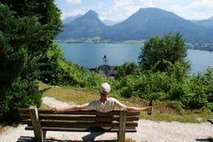 Feiertage in Österreich lizenzfreie stockfotografie