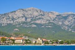 Feiertage in der Türkei Lizenzfreies Stockfoto