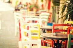 Feiertage in Kreta lizenzfreies stockbild