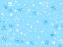 Feiertags-abstrakter Hintergrund Stockfotografie
