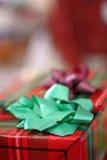 Feiertags-Geschenk Stockbild