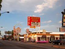 Feiertags-Haus-Motel Las Vegas lizenzfreie stockbilder