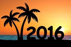 2016-Feiertags-Konzept stockfotografie