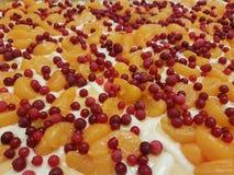 Feiertags-Kuchen Lizenzfreies Stockbild