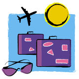 Feiertags-Reise Lizenzfreie Stockfotos