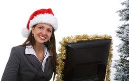 Feiertags-Verkaufs-Support Stockfoto
