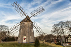 Feiertags-Windmühle stockbilder