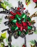 Feiertagsbänder und -bögen Lizenzfreie Stockbilder