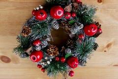 Feiertagsdekoration Special für frohe Weihnachten Lizenzfreies Stockbild