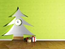 Feiertagsinnenraum Lizenzfreie Stockbilder