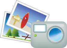Feiertagsreisenfotos Lizenzfreies Stockfoto