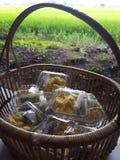 Feijão de soja doce tailandês Fotos de Stock Royalty Free