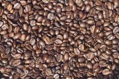 Feijões de Coffe fotos de stock
