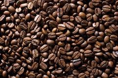 Feijões de Coffe foto de stock royalty free