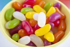 Feijões de geléia (doces) Foto de Stock