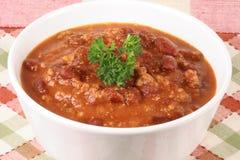 Feijões deliciosos do pimentão Imagens de Stock Royalty Free