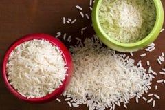Feijões do arroz Fotografia de Stock Royalty Free
