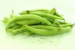 feijões vegetais Foto de Stock Royalty Free