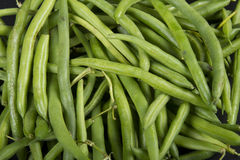 Feijões verdes Imagem de Stock Royalty Free