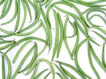 Feijões verdes Imagens de Stock
