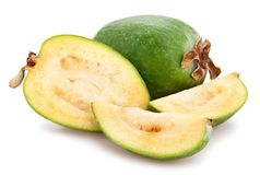 Feijoa photos stock