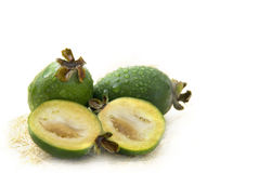 Feijoa Stock Photo