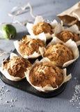 Feijoa-Muffins Stockfotografie