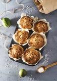 Feijoa-Muffins Lizenzfreies Stockfoto