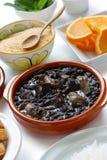Feijoada, brasilianische Küche Stockfotos