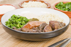 Feijoada Royalty Free Stock Photography