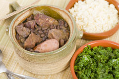 Feijoada Stock Photo