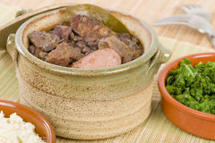 Feijoada Royalty Free Stock Photo