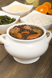 Feijoada Royalty Free Stock Images