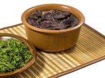 Feijoada brazilian traditional food Stock Photography