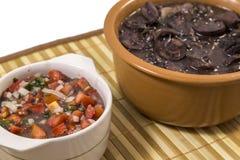 Feijoada brazilian traditional food Royalty Free Stock Images