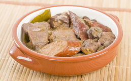 Feijoada Meat Royalty Free Stock Image