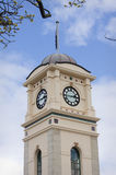Feilding clock tower Royalty Free Stock Photography