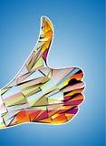 Feine Hand Stockbilder