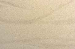 Feine Sandbeschaffenheit und -hintergrund Stockbild