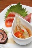 Feines asiatisches Fingerfood Lizenzfreies Stockfoto