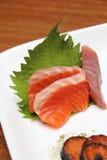 Feines asiatisches Fingerfood Stockfotos