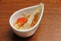 Feines asiatisches Fingerfood Lizenzfreie Stockbilder