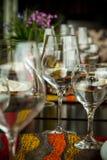 Feines Dinning Lizenzfreies Stockbild