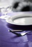 Feines Dinning Stockfotografie