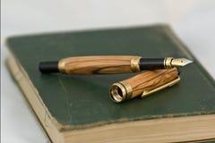 Feines Schreibens-Instrument Stockbild