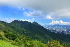 Feingo Shan, Hong Kong Imagens de Stock Royalty Free