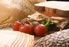 Feinkostgeschäft-Sandwich 010 Stockfotos