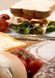 Feinkostgeschäft-Sandwich 011 Lizenzfreies Stockfoto