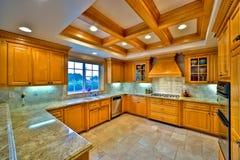 Feinschmeckerische Küche 1 Lizenzfreie Stockfotografie