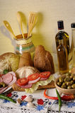 Feinschmeckerische Nahrung lizenzfreie stockfotografie